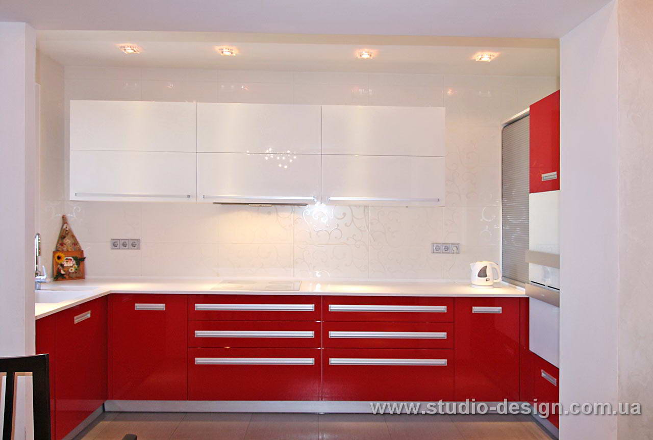 Дизайн квартир кухня